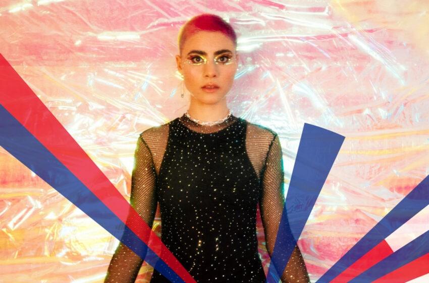 Le titre «Technicolor» de Montaigne pour l'Australie à l'Eurovision 2021