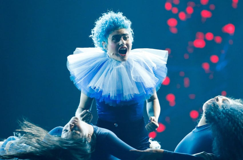 Montaigne représentera l'Australie pour l'Eurovision 2021