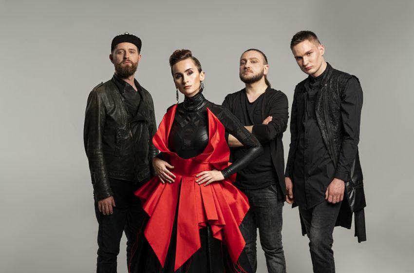 L'Ukraine avec le groupe Go_A à l'Eurovision 2021