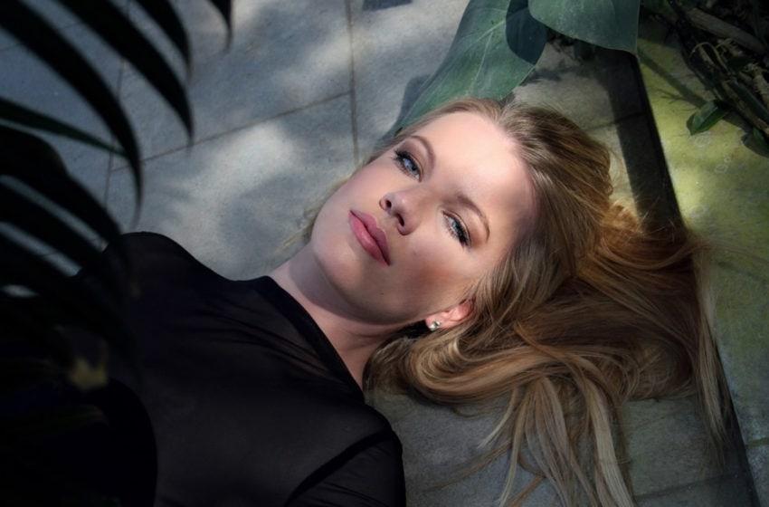 Ana Soklič pour la Slovénie à l'Eurovision 2021