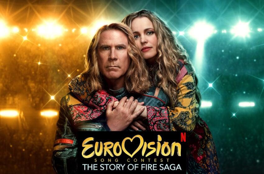 Eurovision : The Story of Fire Saga, une parodie sur Netflix