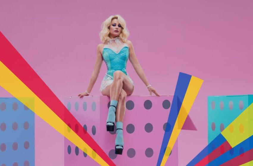 Natalia Gordienko et son titre «Sugar» pour la Moldavie à l'Eurovision 2021