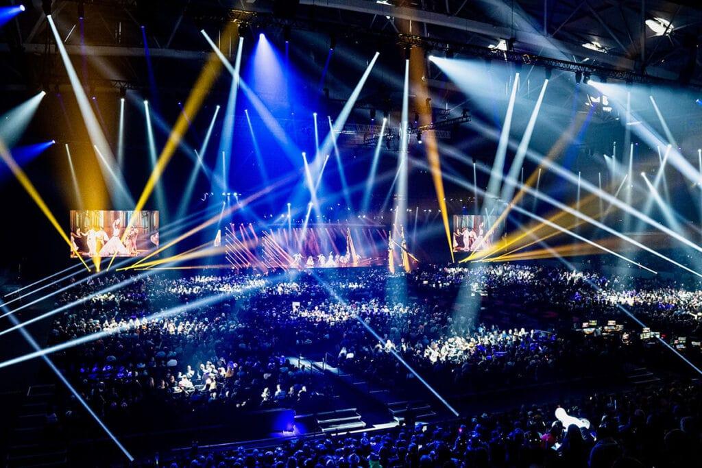 Suède 2021 : modification du Melodifestivalen?   En Route ...