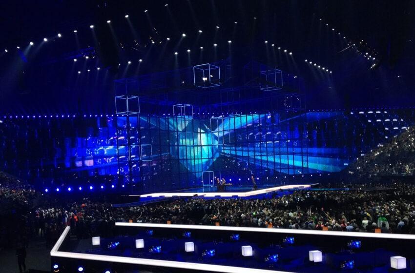 Le concours Eurovision débarque en Amérique pour fin 2021