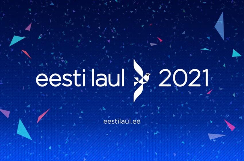 Estonie : Révélations des chansons de l'Eesti Laul 2021 le 05 décembre