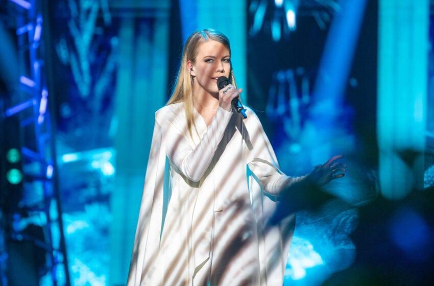 EMA 2021 : un nombre record de chansons pour Ana Soklič