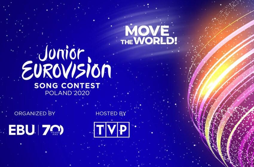 Des contraintes techniques pour le concours Eurovision Junior 2020