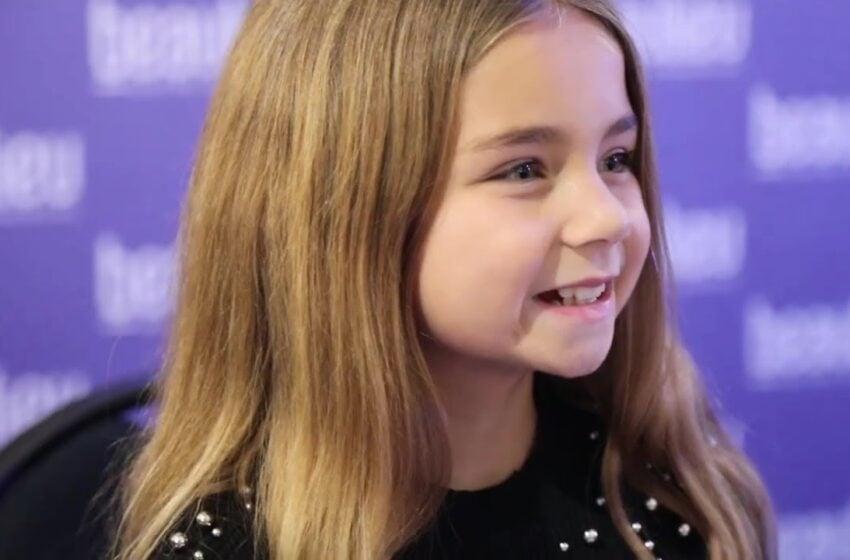 Valentina représentera la France au concours Eurovision Junior 2020