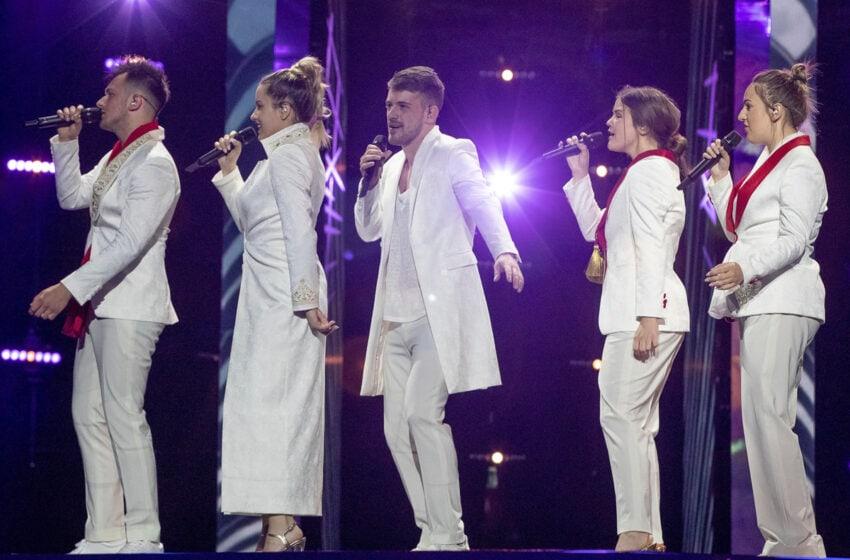Le Monténégro ne participera pas à l'édition du concours Eurovision 2021