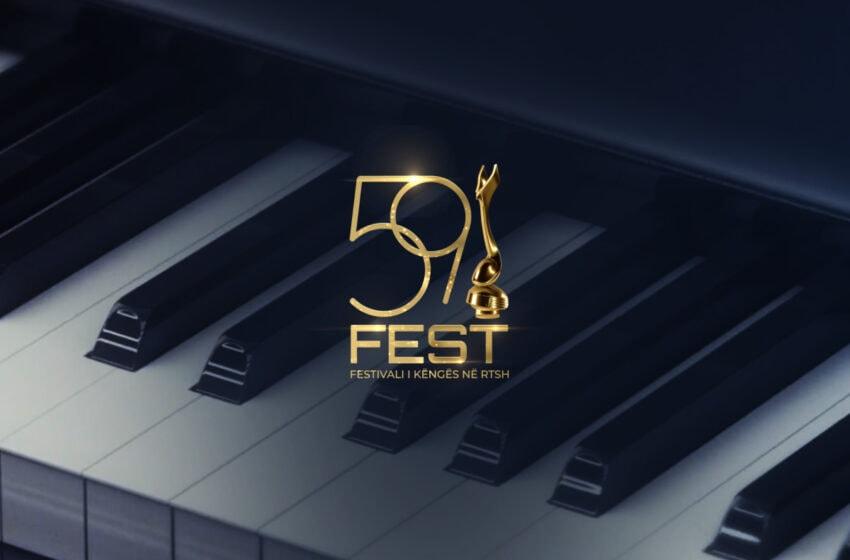 Albanie 2021 : publication des artistes et chansons du Festivali i Këngës 59