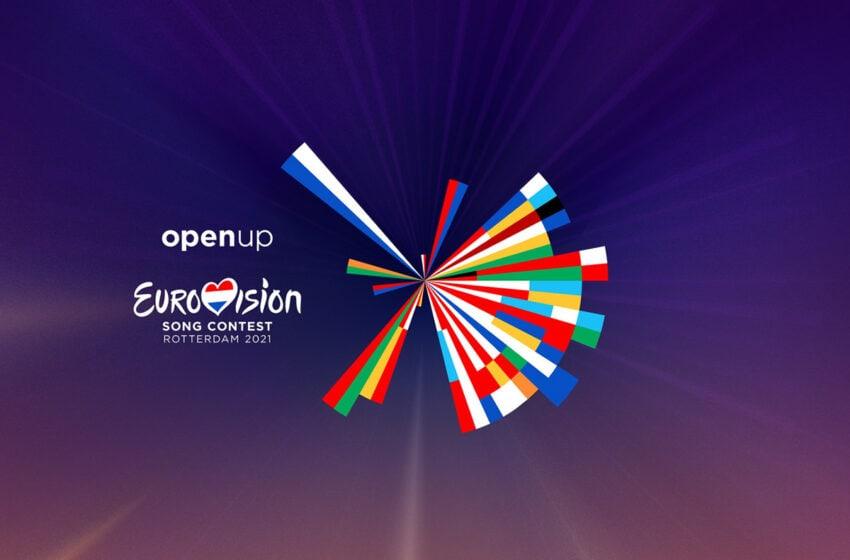 Un nouveau départ avec le logo du concours Eurovision 2021