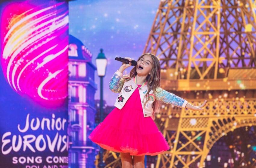 La France va accueillir le concours Eurovision Junior 2021