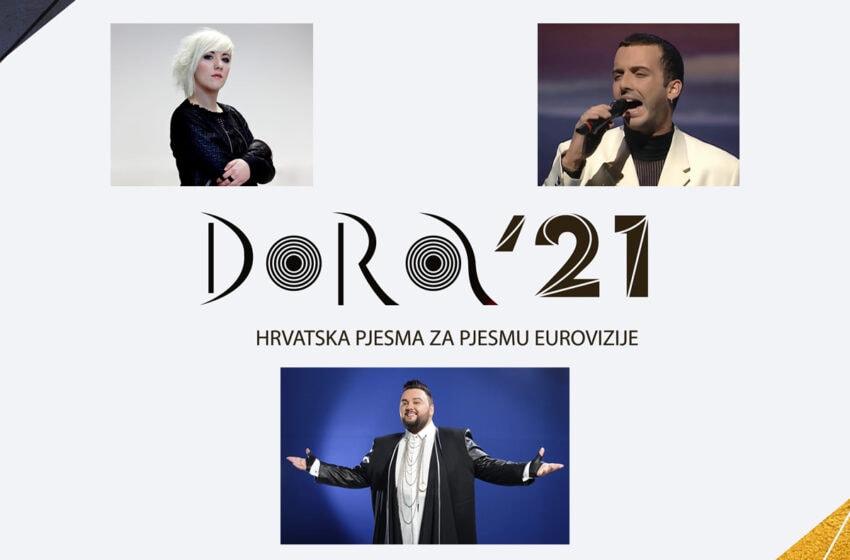 Croatie : les finalistes du Dora 2021 sont dévoilés