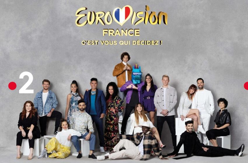 Le représentant de la France à l'Eurovision 2021 sera choisi le 30 janvier