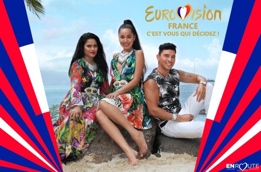 Eurovision France 2021, c'est vous qui décidez : Amui – Maeva