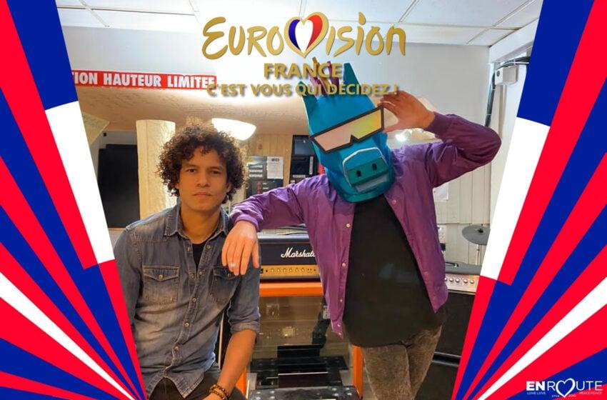Eurovision France 2021, c'est vous qui décidez : Pony X – Amour fou