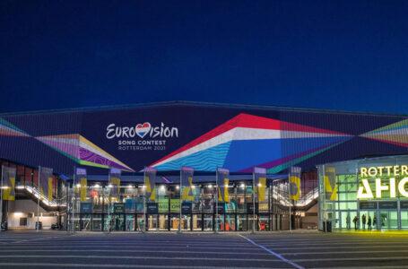 Découvrez le design du concours Eurovision 2021
