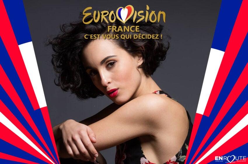 Eurovision France 2021, c'est vous qui décidez : Barbara Pravi – Voilà