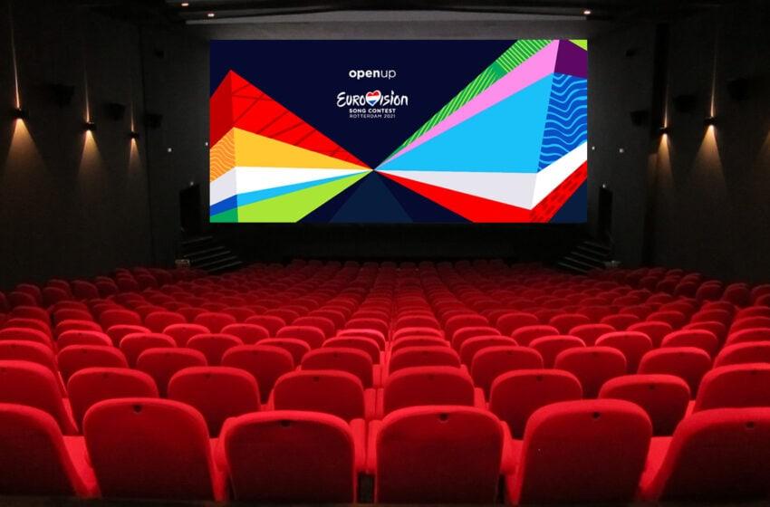 Les cinémas néerlandais diffuseront les shows du concours Eurovision 2021