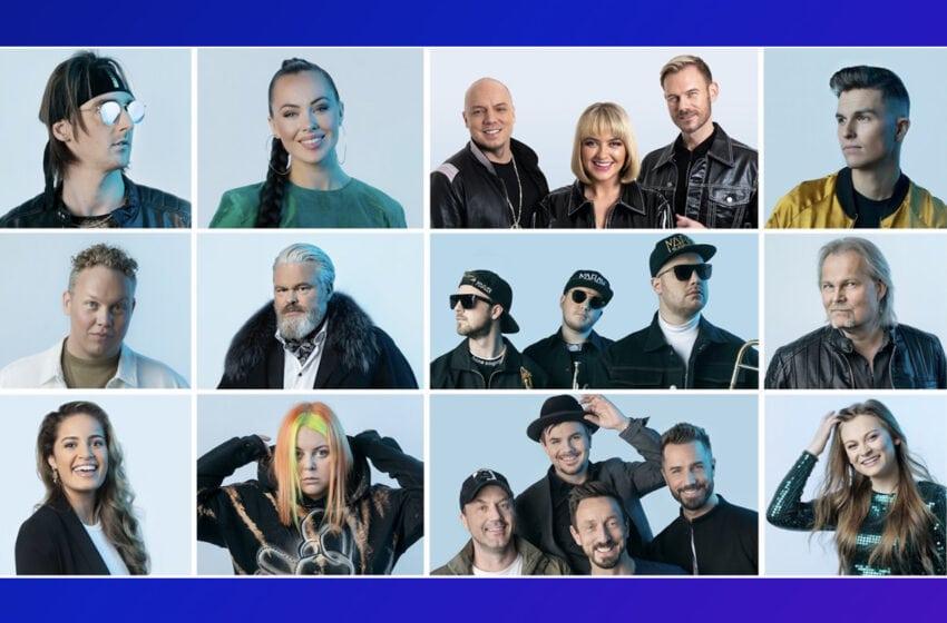Norvège 2021 : ordre de passage pour la finale du Melodi Grand Prix 2021