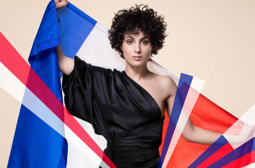 France : Barbara Pravi – Voilà