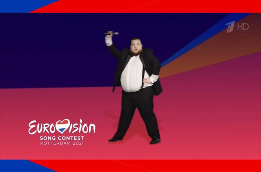 Sur Channel One, le public russe choisira le représentant pour le concours Eurovision 2021