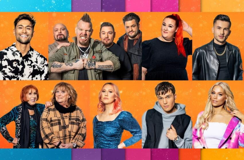 Suède 2021 – Andra Chansen : les favoris du jury «En Route»