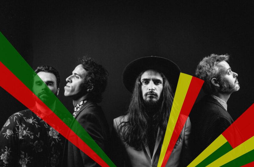 The Black Mamba avec «Love Is On My Side» pour le Portugal à l'Eurovision 2021