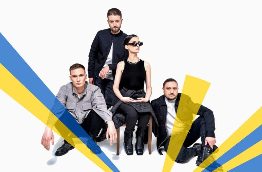 L'Ukraine avec le groupe Go_A et son titre «Shum» à l'Eurovision 2021