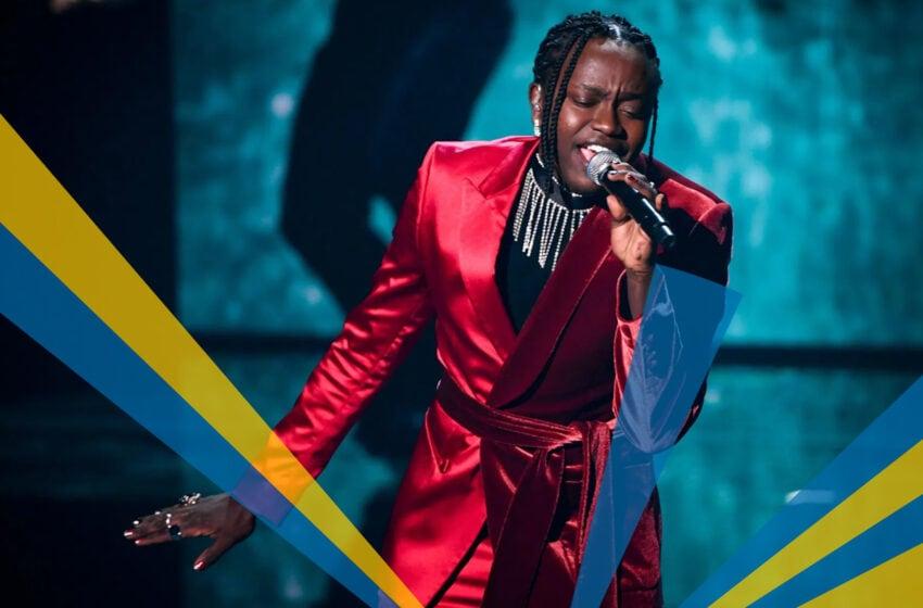 Tusse avec «Voices» pour la Suède à l'Eurovision 2021