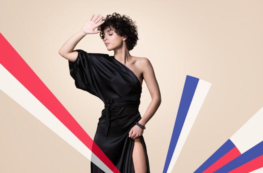La performance de Barbara Pravi pour le concours Eurovision 2021 a été filmée, c'est dans la boite !