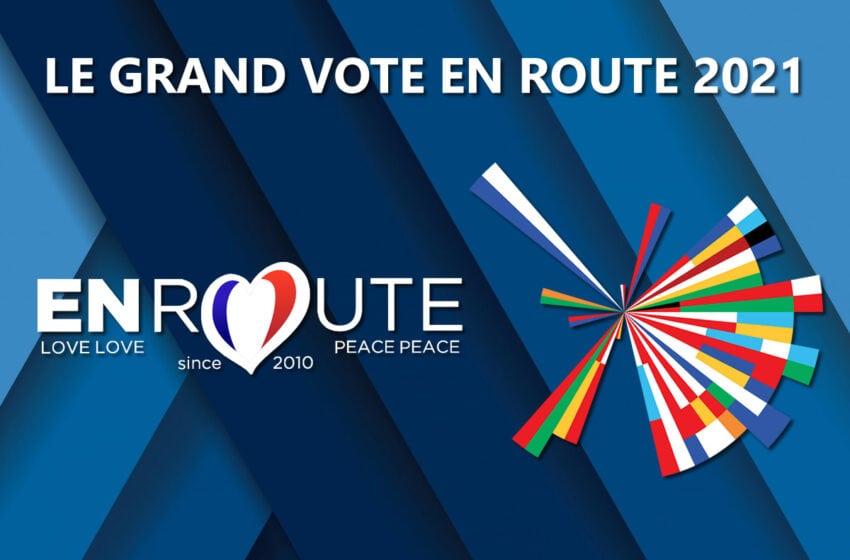 Le Grand Vote En Route 2021 peut commencer !
