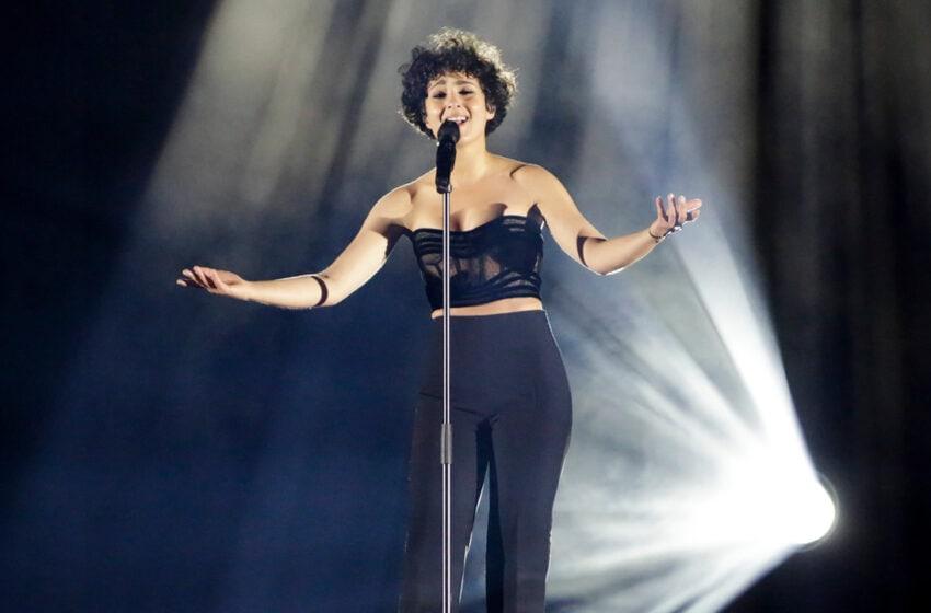 Les premières répétitions de Barbara Pravi au concours Eurovision 2021