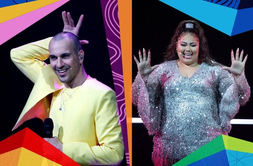 Ce soir : la première demi-finale du concours Eurovision 2021