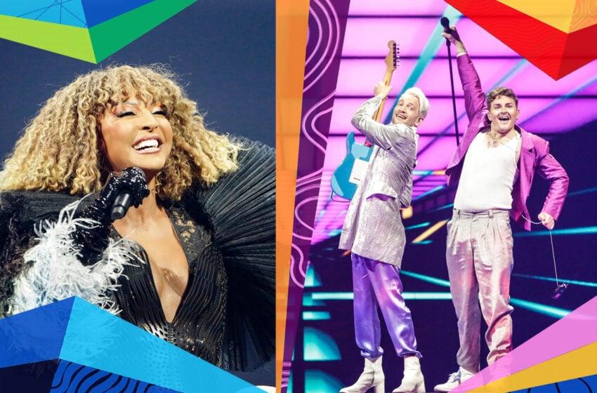 Ce soir : la deuxième demi-finale du concours Eurovision 2021