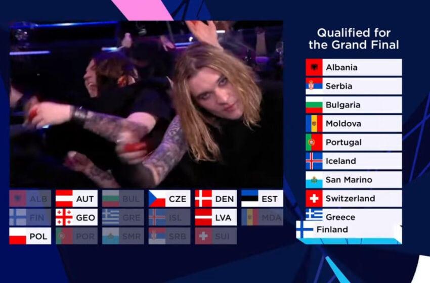 Découvrez les 10 derniers finalistes du concours Eurovision 2021