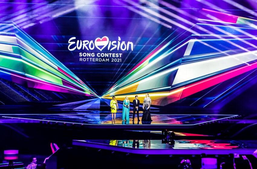 En Route pour la Grande Finale du concours Eurovision 2021
