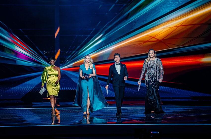 183 millions de téléspectateurs ont regardé le concours Eurovision 2021