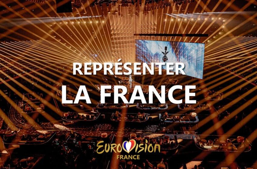 Eurovision France 2022 : c'est parti pour le lancement des candidatures !