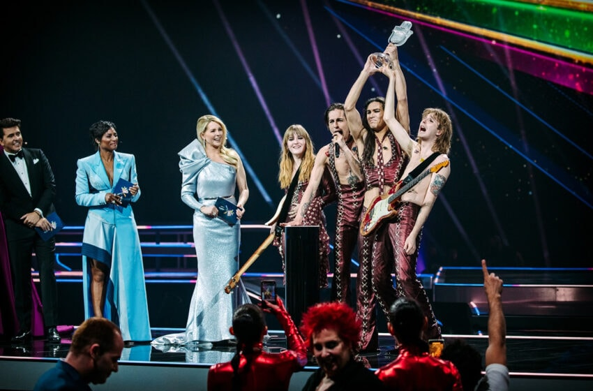 Eurovision 2022 en Italie : le dépôt des candidatures est lancé
