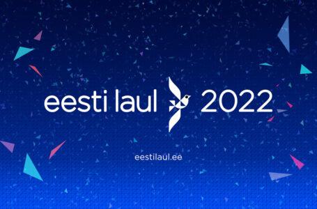 Estonie 2022 : des quarts de finale prévues pour l'Eesti Laul 2022